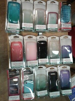 Bulk/ Lot/ Blackberry Accessories/ New/ 60 Factory Sealed Pieces