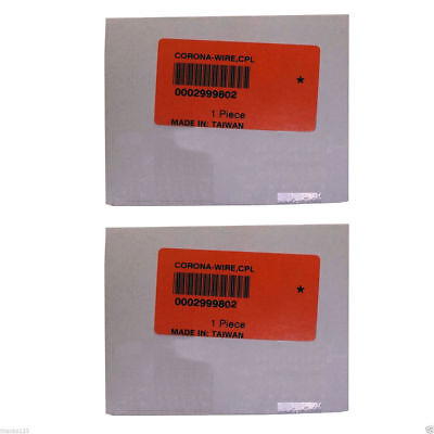 Oce 2999802 Corona Wire Assembly CPL 9400 9600 TDS400 TDS600 New 2Pack