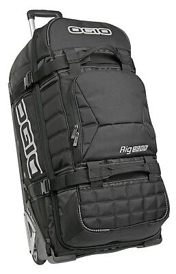 NEW Ogio Moto Rig 9800 Black travel luggage gearbag RRP $ 399