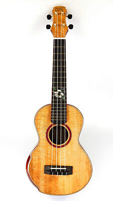 MAESTRO Concert Ukulele, Soundport, Bevel, high-end