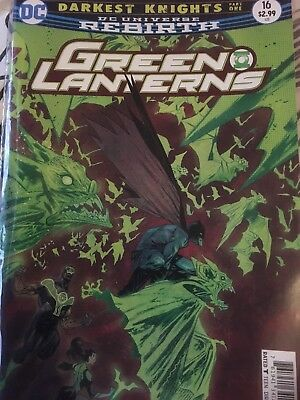 Rebirth Green Lanterns 16