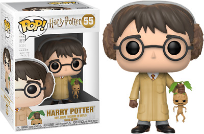 """Funko Pop! Harry Potter #55 Harry """"Herbology"""" + Protection Ultimate Guard"""