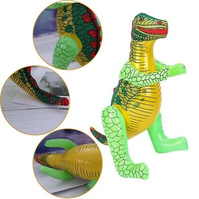 Cute Lifelike Blow Up Dinosaurs Dress Up Party Beach Pool Fun Inflatable Toys 1x