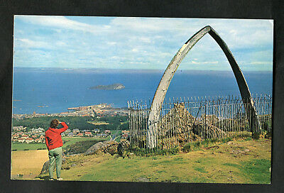 C1960s View of North Berwick from the Law/Whale Arch