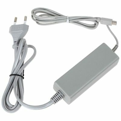 Neuf Chargeur Alimentation Adaptateur pour Nintendo Wii U Manette Gamepad WII