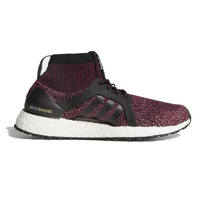 61795291e1413 adidas Womens Ultraboost X All Terrain Running Shoes Trainers Sneakers  Purple