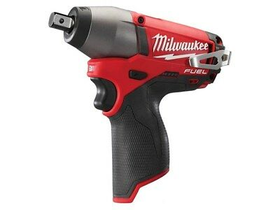 "Milwaukee M12CIW12-0 12v Fuel 1/2"" Compact Impact Wrench Bare Unit"