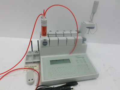 Mettler Toledo DL70 Titrator w/ Accessories and Cables DL70ES
