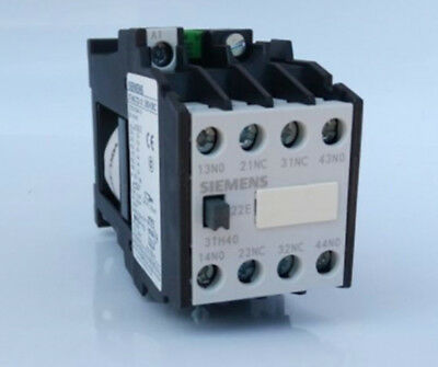 Fst  New  Siemens  3TH4022-1XB4  3TH40 22-1XB4  Contactor relay  free shipping