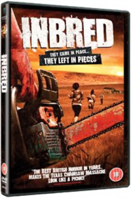Joe Hartley, James Doherty-Inbred DVD NEW