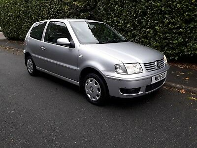 Volkswagen Polo 1.4 Match Automatic Auto * FSH * Just 61k * 2 Owners * Long MOT