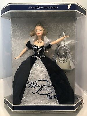 Holiday Special Millennium Princess Barbie 2000 NEW NIB SPECIAL EDITION