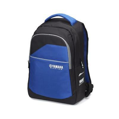 Genuine Yamaha Paddock Blue Backpack New for 2018 T18-LC001-E1-00