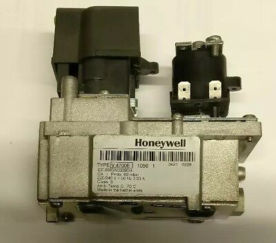 GLOWWORM GAS VALVE - Honeywell V4700E 1056 - NEW inc VAT 2000800015