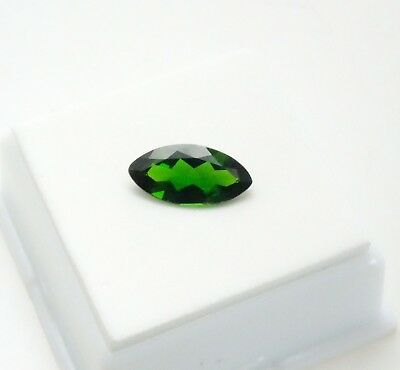 2.30ct+ Marquise Cut - Russian Chrome Diopside -14x7mm - Loose Gemstone