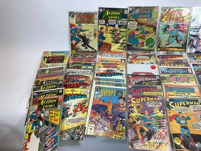 Great  Lot Of 50 Comics From 1950 -2018 For Sale Of The Year