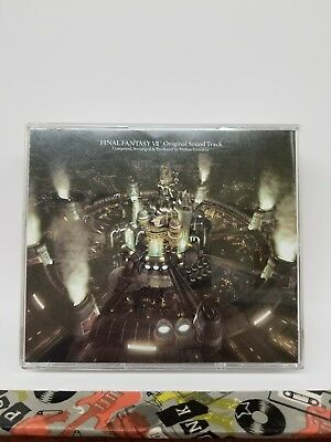 Final Fantasy 7 Original Soundtrack CD limited Japan