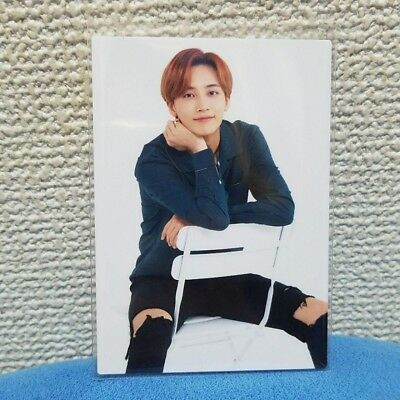 SEVENTEEN JEONGHAN IDEAL CUT IN JAPAN CONCERT 2018 Limited Trading Card b117