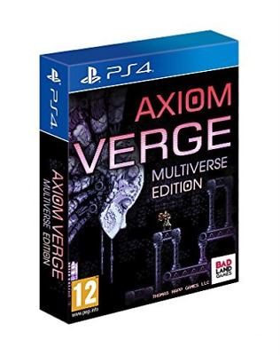 PS4-Axiom Verge: Multiverse Edition /PS4 GAME NEW