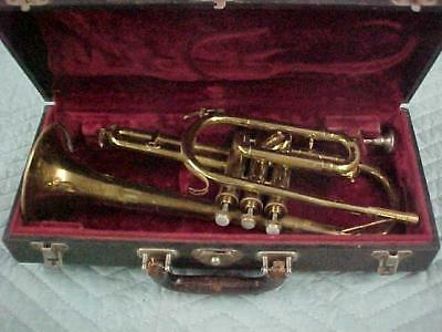 Vintage ROTH Cornet by Ohio Band Inst. Cleveland OH and Very Good Condition.