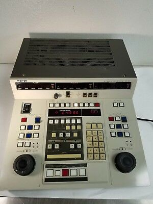 Sony BVE-800 Professional Automatic Editing Control Unit