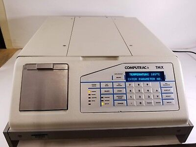 AZI Arizona Instruments Computrac TMX Moisture Analyzer