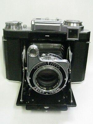 Vintage Zeiss Ikon Super Ikonta 533/16 Compur Rapid Folding Camera