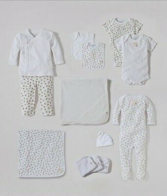Burt's Bees Baby Everything You Need And More Bundle 3-6 month organic clothes