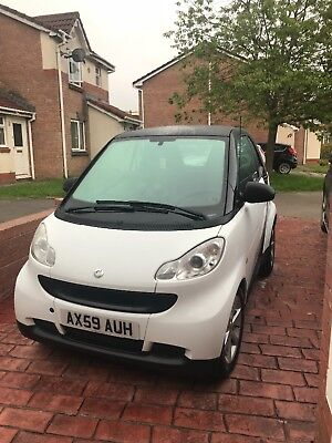 smart car fortwo pulse. 2010.low mileage
