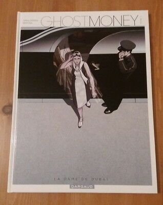 """Bd """" Ghost Money  """" - Tome 1 - Reed.  - Tbe"""