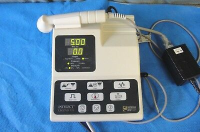 Chattanooga Intelect Legend Us #int001Therapy  Ultrasound-Dual Frecuency