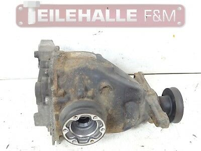 BMW E61 E60 520d LCI Facelift Differential Hinterachsgetriebe 2.64 2,64 7560587