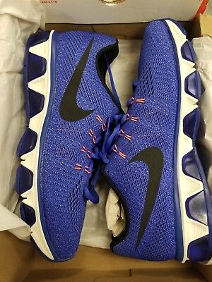 a261f4f590 NIKE AIR Max Tailwind 8 Womens Size: 11.5M Running Shoes 805942408 Racer  Blue