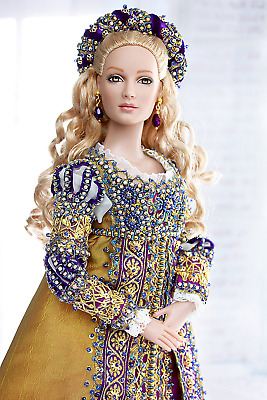 """Tonner handmade OOAK historical outfit for dolls with Tyler 16"""" body"""