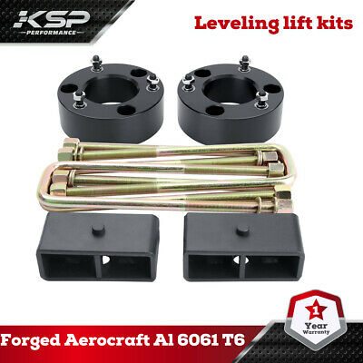 """KSP 2005-2018 For Toyota Tacoma 3"""" Front 2"""" Rear Leveling Lift Kit 4WD 2WD 6 Lug"""