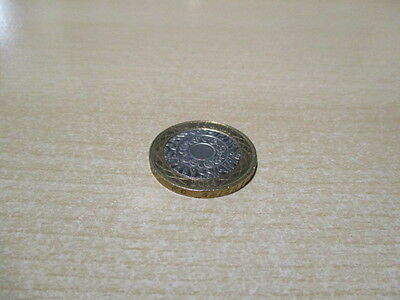 2014 £2 POUND COIN-STANDING ON THE SHOULDERS OF GIANTS - Circulated + FREE P&P.