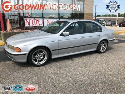 2000 BMW 5-Series  NO RESERVE, RUNS AND DRIVES, GREAT FOR LS SWAP,  NO RUST