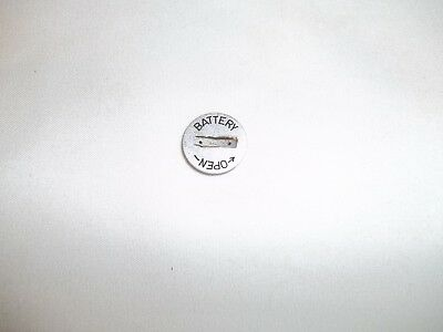 Pentax Spotmatic Battery Cap Vintage 15mm OEM