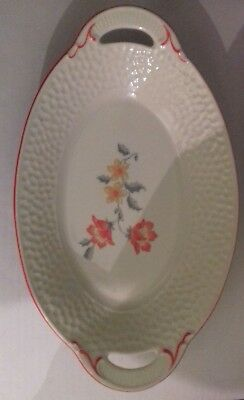large antique bowl, probably 50s to 60s or older, unknown manufacturer