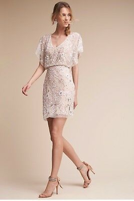 75db003284 NEW ANTHROPOLOGIE BHLDN Aidan Mattox Meriden Dress Size 0 -  129.99 ...