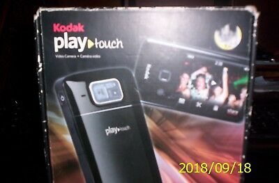 Kodak Play>Touch Video Digital Camera And Accessories