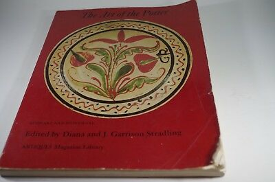 The Art of the Potter Antiques Magazine Library Stradling 1977 Illustrated