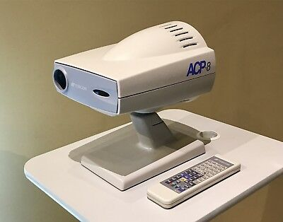 Topcon ACP-8 Auto Projector - Great Condition! Remote and Wall Mount Included