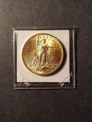 1924 $20 Saint Gaudens Double Eagle Gold