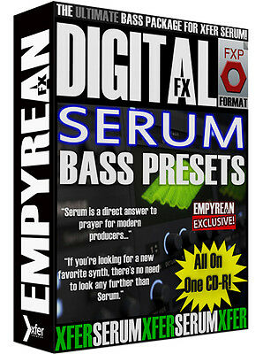 SERUM PRESETS ULTIMATE Collection / 15Gb Full Pack - $9 50 | PicClick