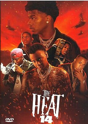 Moneybagg, Baby, Yfn Gotti, Beezy, Pump- 'the Heat 14'.dvd.music Videos.fall '18