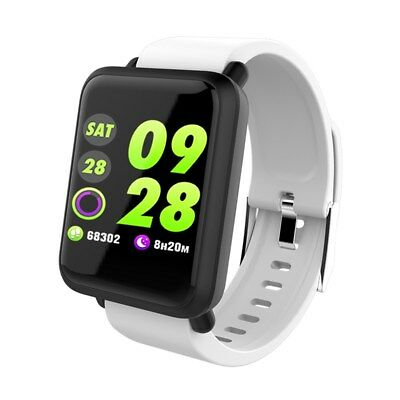 Smartwatch Band Reloj Inteligente IP68 Impermeable Mate Para Android/IOS M28