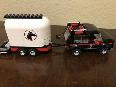 Lego Horse Trailer 7635 Instructions The Best Horse Of 2018