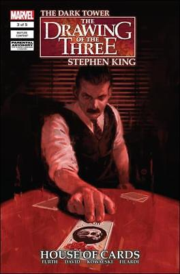 DARK TOWER ; THE DRAWING OF THE THREE - HOUSE OF CARDS #3 (1st print - 2015)