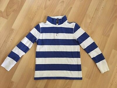 J Crew Boys Crew Cuts Brand Pullover Rugby Size 10
